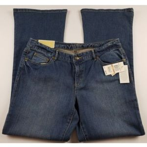 Michael Kors  Sausilito Boot Cut Jeans